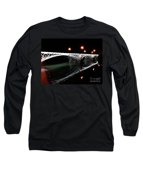 Triana Bridge Long Sleeve T-Shirt