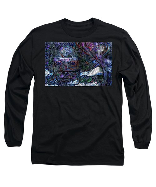 Tribal Ornamets Long Sleeve T-Shirt
