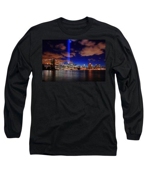 Tribute In Light Long Sleeve T-Shirt by Rick Berk