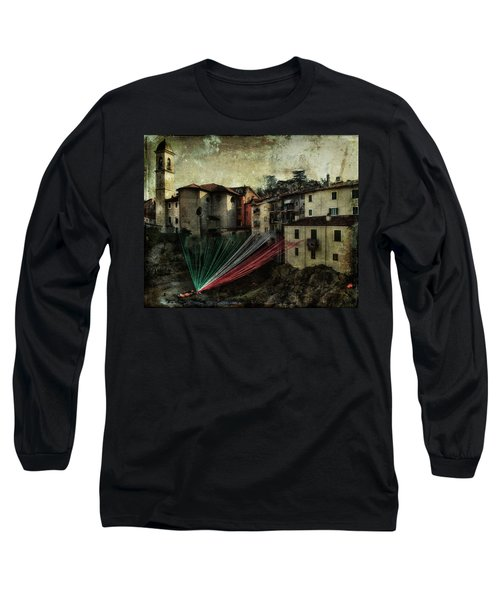 Tribute To Italy Long Sleeve T-Shirt
