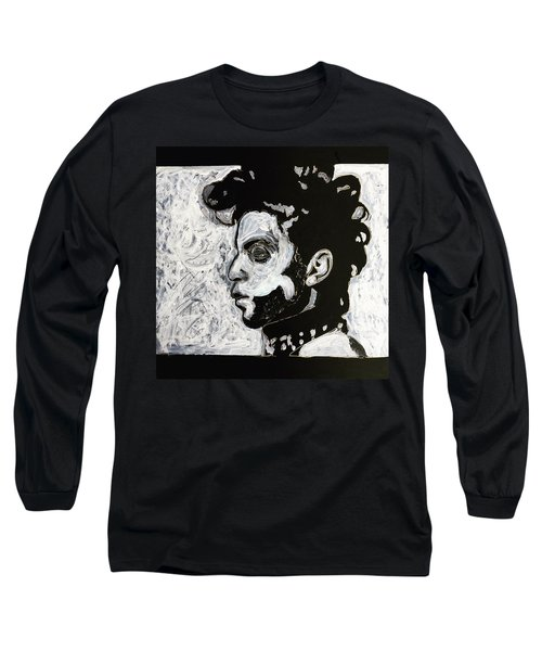 Tribute To Prince Long Sleeve T-Shirt