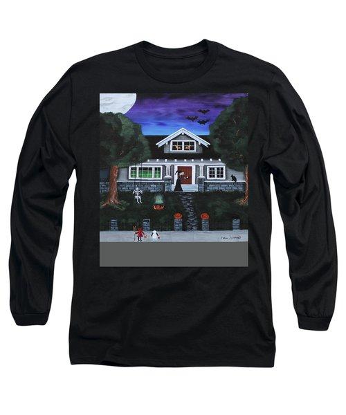 Trick-or-treat Long Sleeve T-Shirt