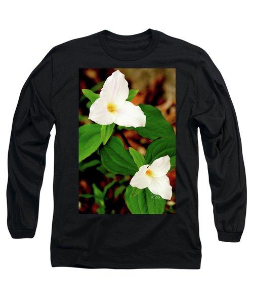 Trillium Pair Long Sleeve T-Shirt