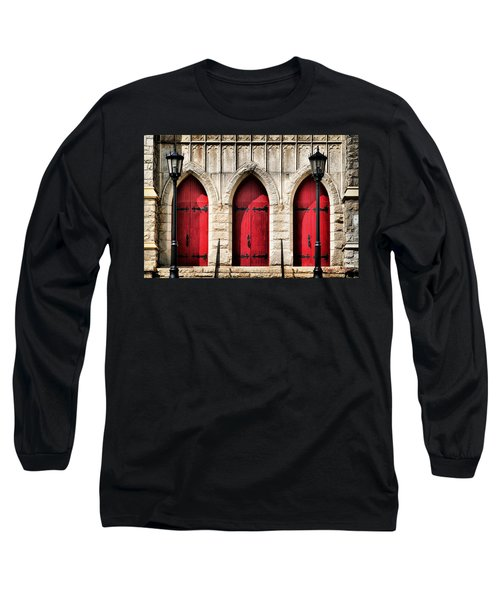 Trinity Lutheran Entrance Long Sleeve T-Shirt