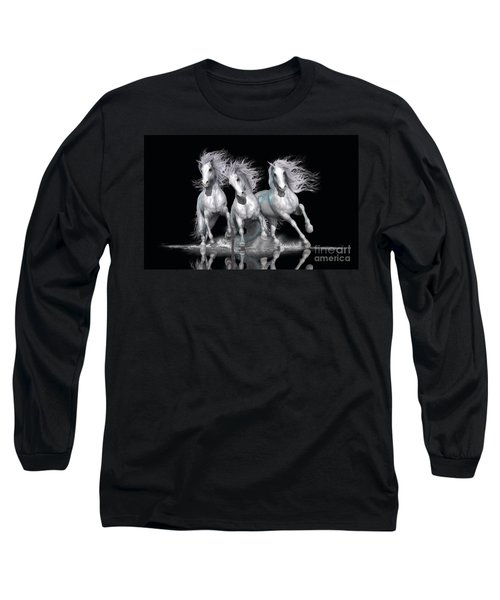 Trinity Long Sleeve T-Shirt