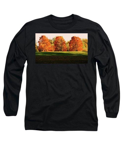 Trinity Trees Long Sleeve T-Shirt