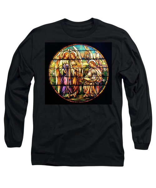 Trio Of Angels Long Sleeve T-Shirt