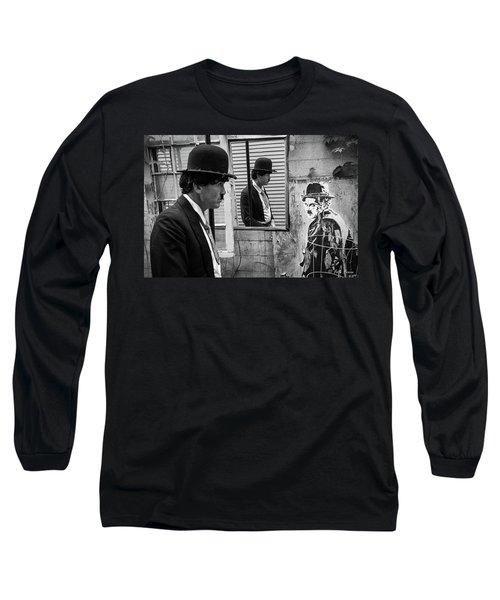 Triple Long Sleeve T-Shirt