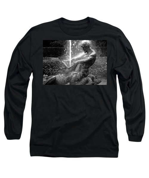 Triton Fountain Long Sleeve T-Shirt