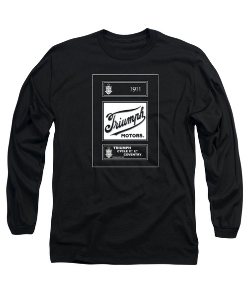 Triumph 1911 Long Sleeve T-Shirt