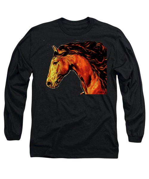 Trojan Long Sleeve T-Shirt