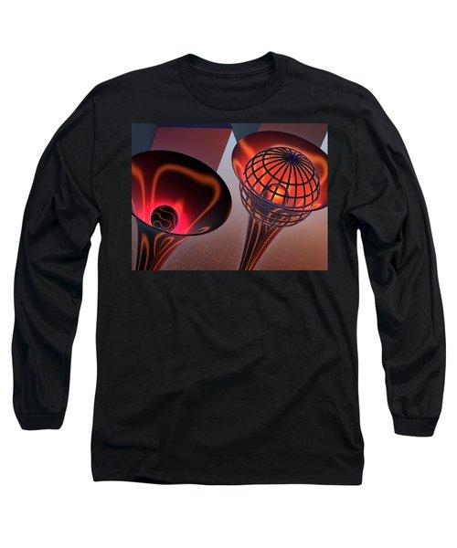Trombones Long Sleeve T-Shirt