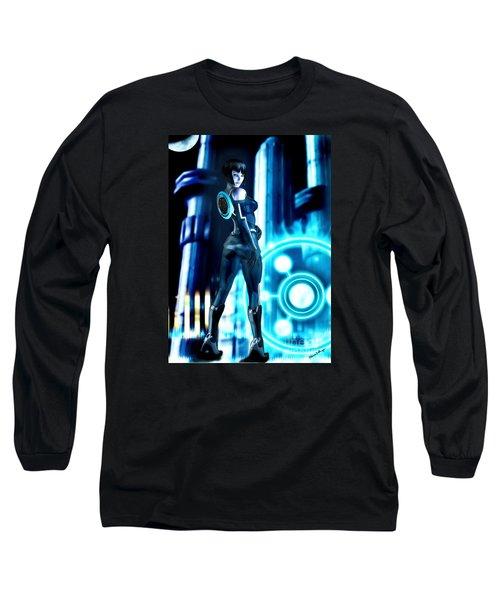 Tron Quorra Long Sleeve T-Shirt