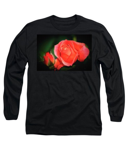 Tropicana Rose Long Sleeve T-Shirt