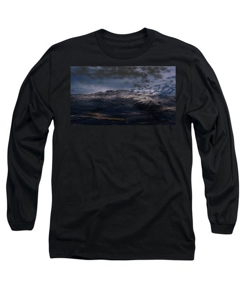 Troubled Waters Long Sleeve T-Shirt