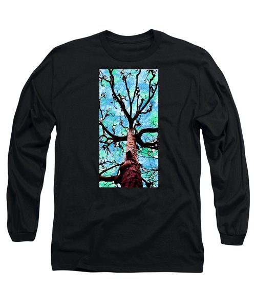 True Impression Long Sleeve T-Shirt by Patricia Arroyo