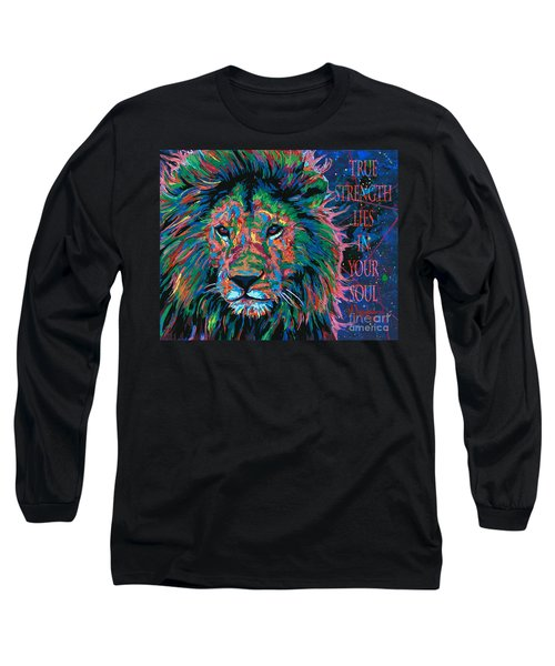True Strength Long Sleeve T-Shirt