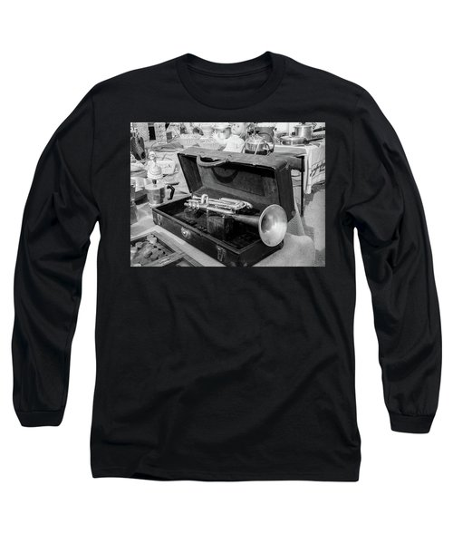 Trumpet For Sale Long Sleeve T-Shirt