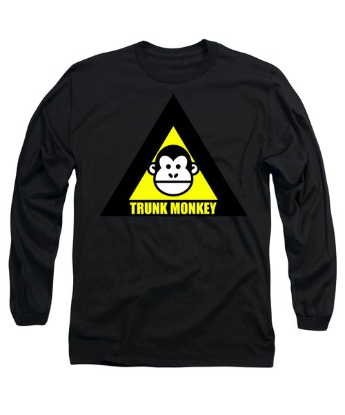 Trunk Monkey Long Sleeve T-Shirt