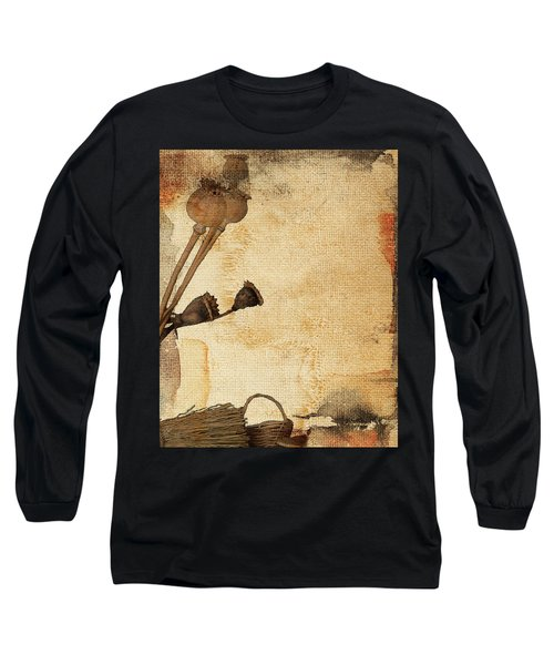 Truth In Raw Simplicity I Long Sleeve T-Shirt