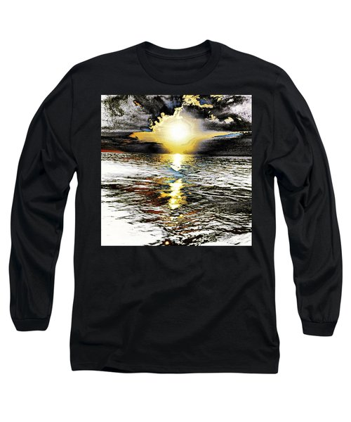 Truth Long Sleeve T-Shirt by Nick Heap