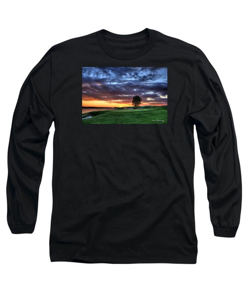 Try Me The Landing Long Sleeve T-Shirt by Reid Callaway