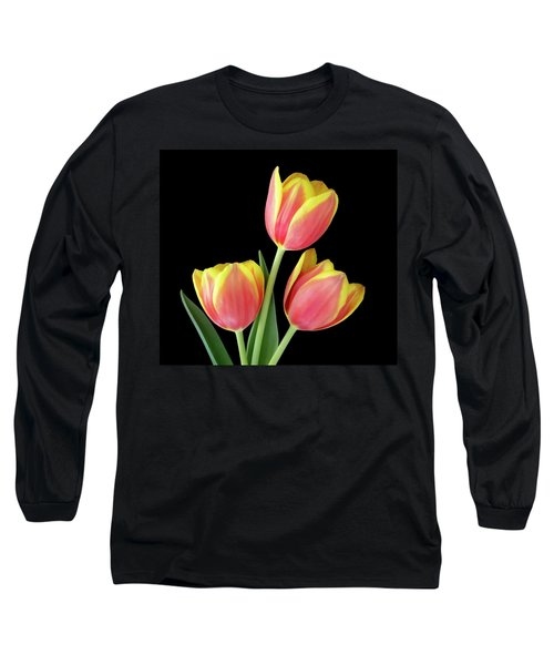 Tulip Passion Long Sleeve T-Shirt