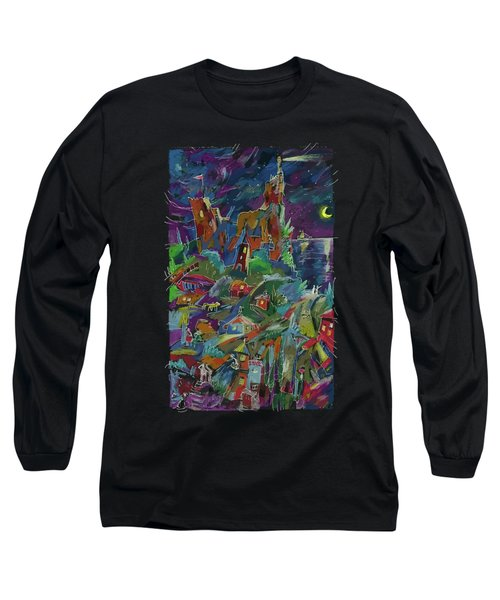 South Night Long Sleeve T-Shirt
