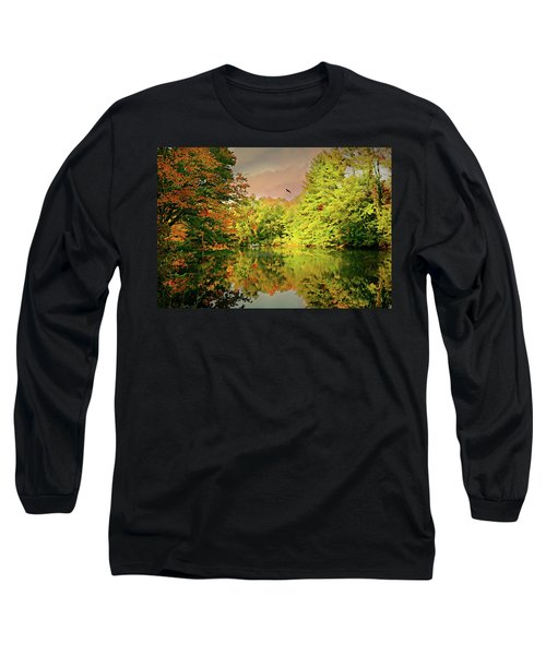 Turn Of River Long Sleeve T-Shirt