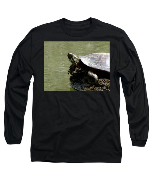 Turtle Bask Long Sleeve T-Shirt