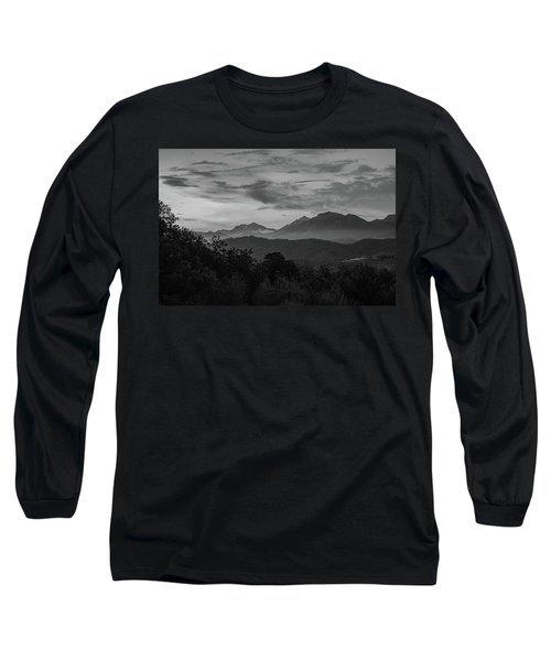 Tuscan Hills Long Sleeve T-Shirt