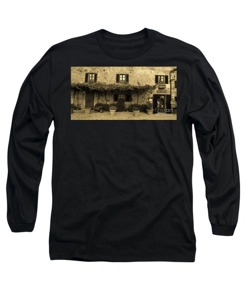 Tuscan Village Long Sleeve T-Shirt