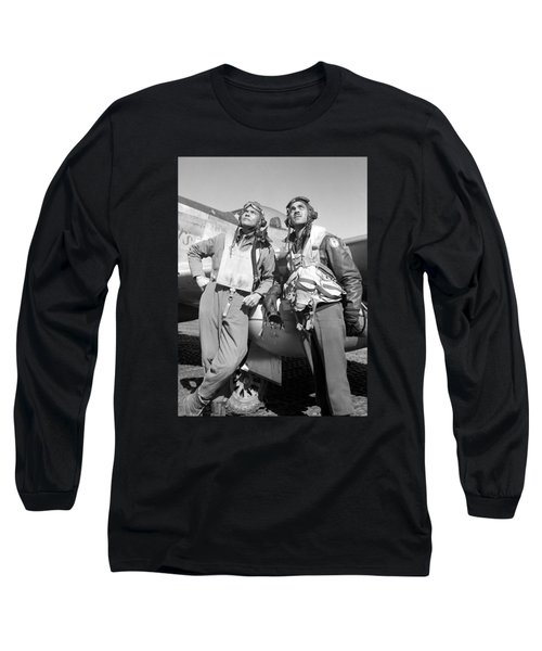 Tuskegee Airmen Long Sleeve T-Shirt