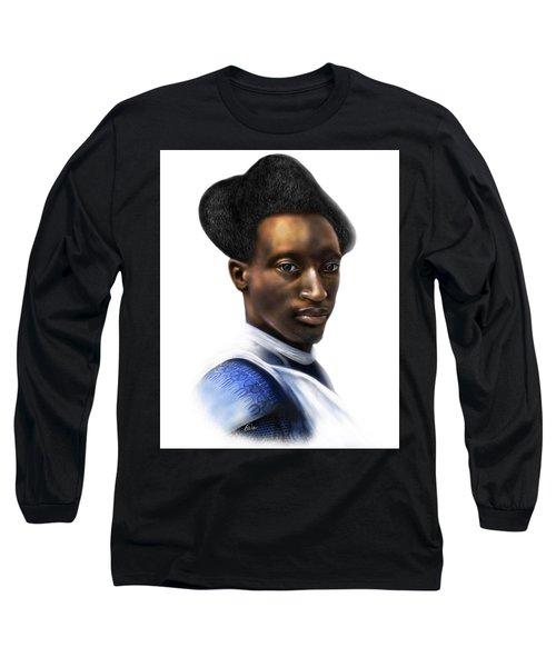 Tutsi Crown Long Sleeve T-Shirt