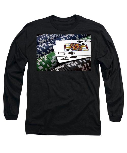 Twenty One Long Sleeve T-Shirt