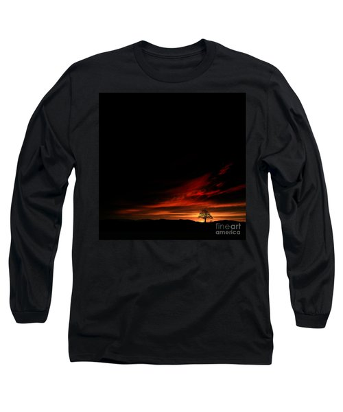 Twilight Glow Long Sleeve T-Shirt