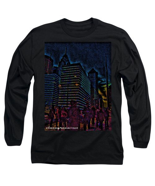 Twilight Of Uncertainty Long Sleeve T-Shirt