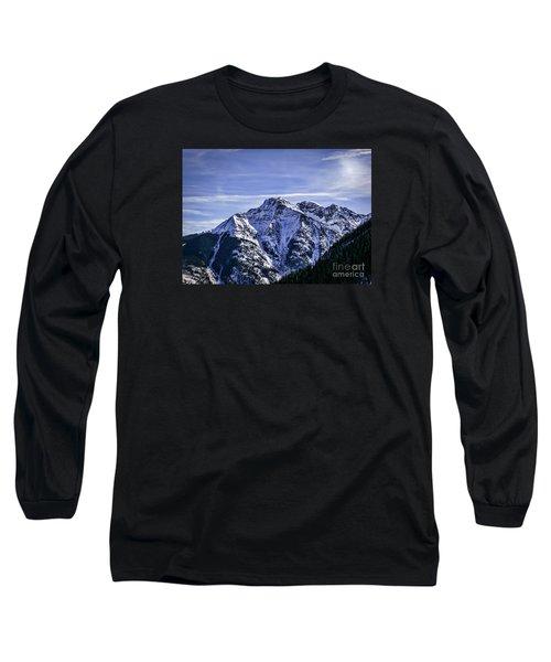 Twilight Peak Colorado Long Sleeve T-Shirt