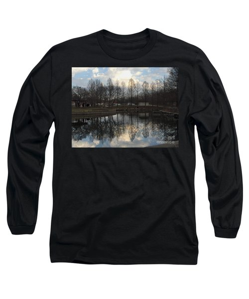 Twilight Reflections Long Sleeve T-Shirt