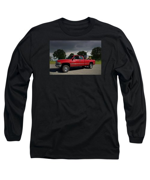 Twisters Movie Pickup With Dorothy Long Sleeve T-Shirt