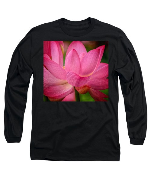 Two Blooms Long Sleeve T-Shirt