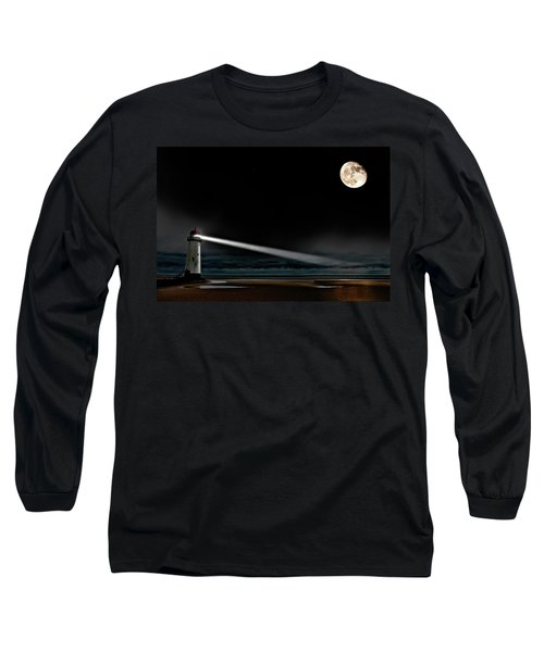 Two Guiding Lights Long Sleeve T-Shirt