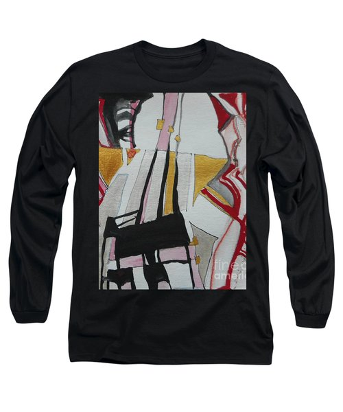 Two Musicians Long Sleeve T-Shirt