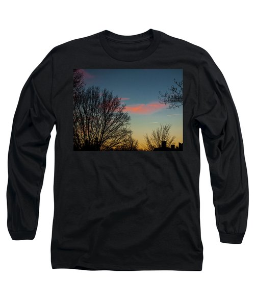 Two Planes Long Sleeve T-Shirt