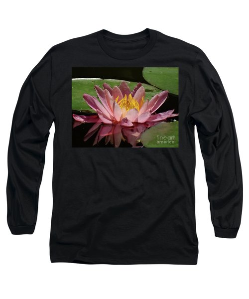 Two Way Image Long Sleeve T-Shirt