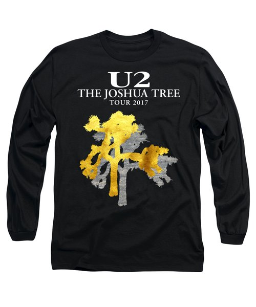 U2 Joshua Tree Long Sleeve T-Shirt by Raisya Irawan