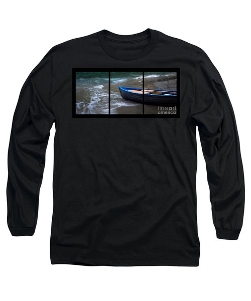 Uncertain Future Triptych Long Sleeve T-Shirt