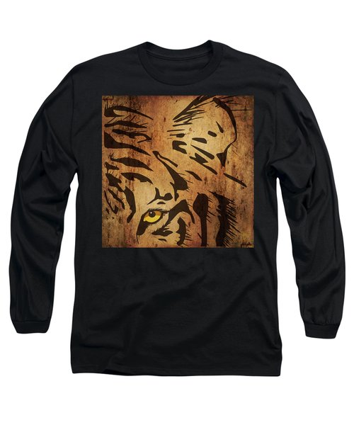 Uncertain State Of Being I Long Sleeve T-Shirt