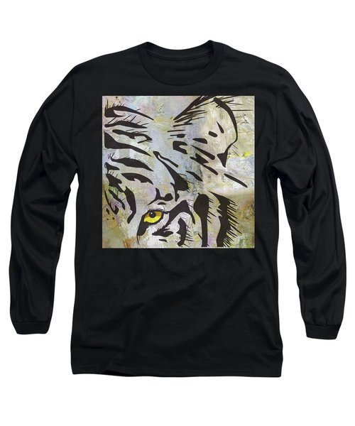 Uncertain State Of Being V Long Sleeve T-Shirt