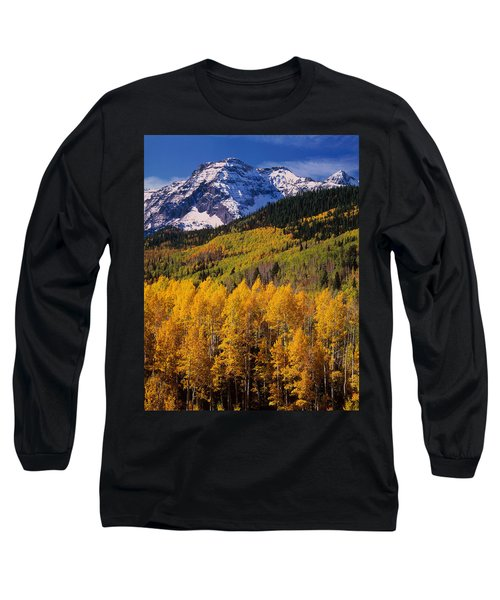 Uncompahgre National Forest Co Usa Long Sleeve T-Shirt